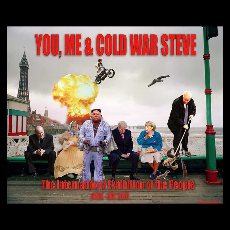 You, Me & Cold War Steve